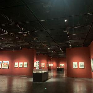 银川当代美术馆旅游景点攻略图