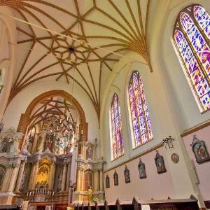 圣安娜教堂旅游景点攻略图