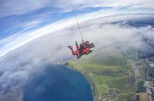 皇后镇|24岁完成有生之年系列的高空跳伞  皇后镇能在新西兰南岛众多旅游热门中长期立于不败之地,很大