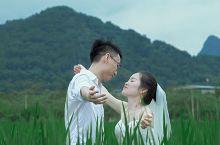 旅拍婚纱照(上):桂林,欠我们一个阳朔(阳朔4天3晚的阴雨之旅,大型狗粮现场)