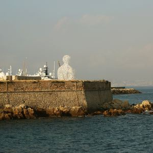 Plage Antibes旅游景点攻略图