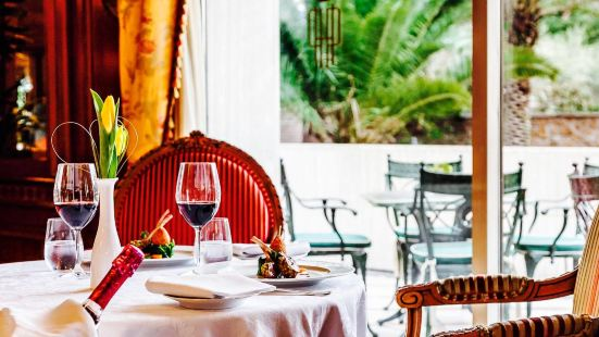 Pauline Borghese Gourmet Restaurant - Parco dei Principi Grand Hotel & SPA