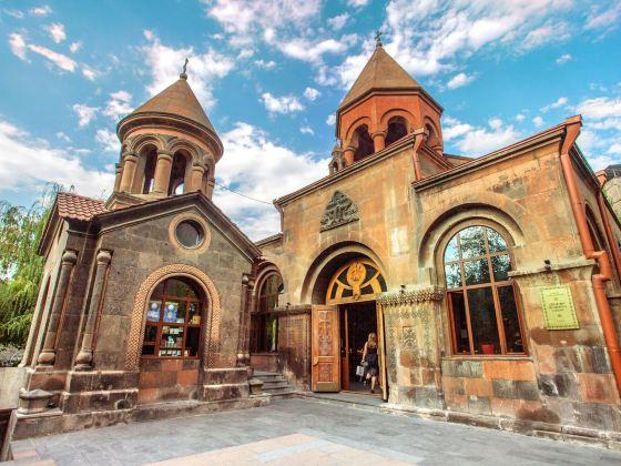 Zoravor S. Astvatsatsin Church
