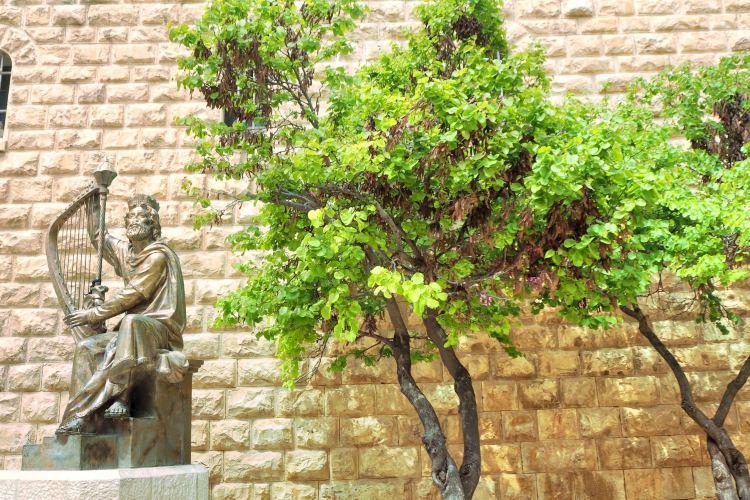 다윗왕의 무덤