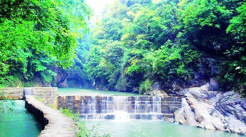 麻陽河自然保護區