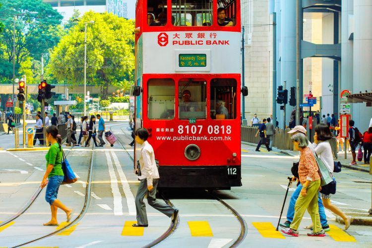 香港電車叮叮車