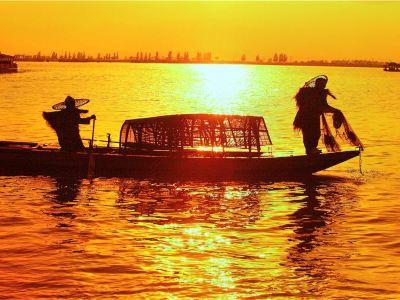 沙湖生態旅遊區