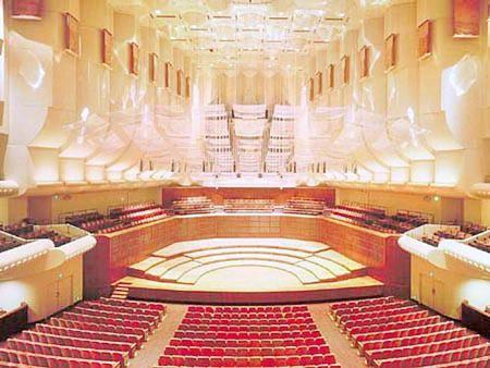 戴維斯交響音樂廳