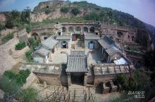 陕北信天游:你没见过的城堡式窑洞庄园,米脂姜氏庄园