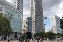现化港口城市横浜