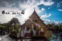清迈最大规模寺庙,供奉泰北最具灵性三座佛像