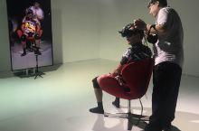 台湾游-体验VR