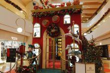#我的新年照相馆# 在太古广场体验魔幻圣诞小屋。 2018年末,太古广场化身成为圣诞魔幻国度。在现场