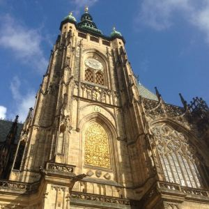 布拉格老城广场旅游景点攻略图
