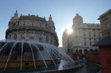 热那亚,法拉利广场