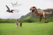 夏威夷欧胡岛 侏罗纪