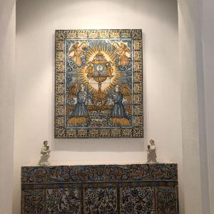 瓷砖博物馆旅游景点攻略图