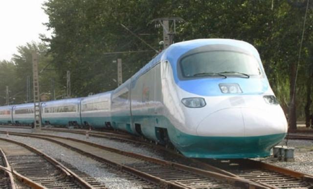 西安至天水城际专列开行 全程运行3小时36分