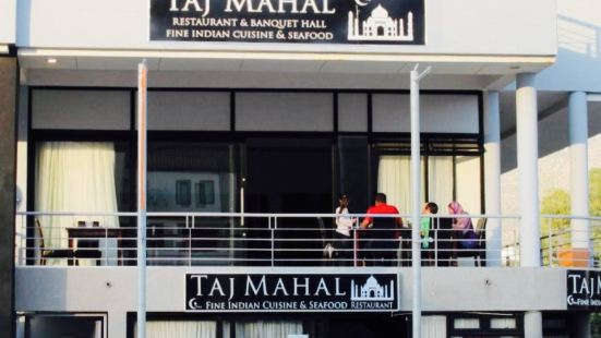 Taj Mahal Restaurant, Hout Bay