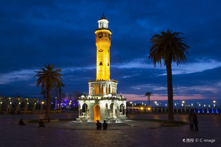 Saat Kulesi (Clock Tower)1