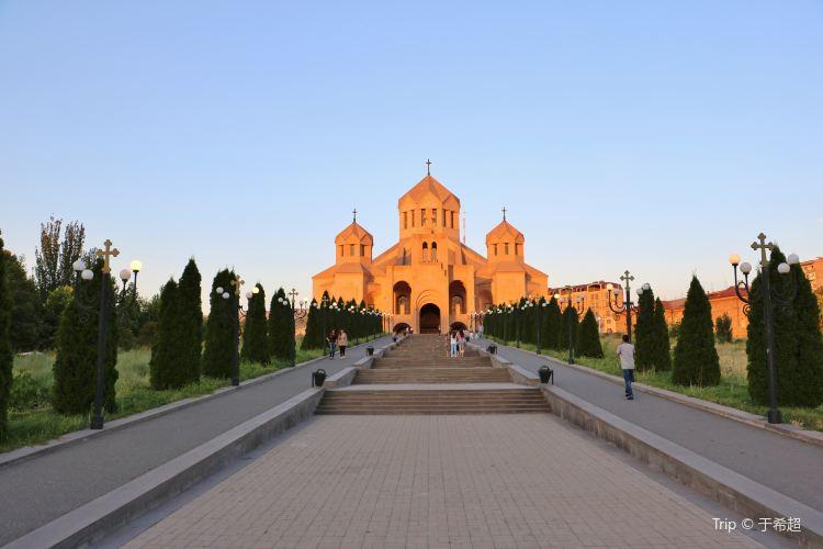 Saint Gregory The Illuminator Cathedral1
