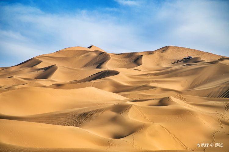 庫木塔格沙漠2