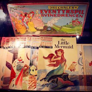 安徒生的童话屋旅游景点攻略图