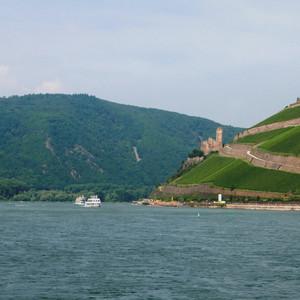 威斯巴登游记图文-旅欧漫记之七:莱茵河之旅