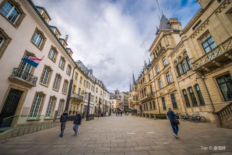 Grand Ducal Palace2
