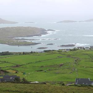 基拉尼游记图文-【2016】走进爱尔兰之四: 凯里之环