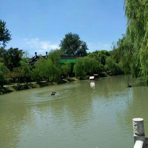 水上公园旅游景点攻略图