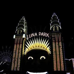 墨尔本月亮公园旅游景点攻略图