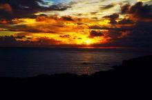 騎著機車去綠島海邊泡海水溫泉看日出