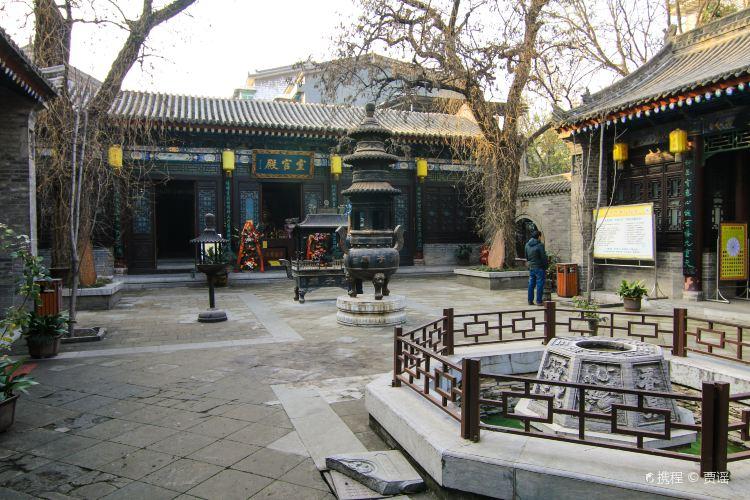 Xiangzi Temple3