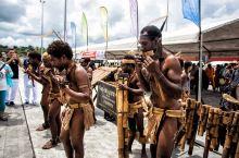 南太平洋航海日志(7)霍尼亚拉树皮画之旅