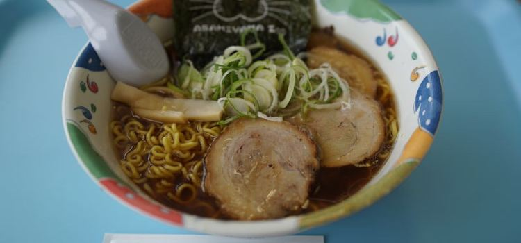 Asahiyama Zoo Seal House Fast Food