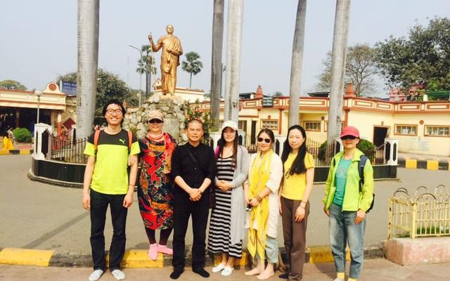 印度:神奇的圣者道院与大吉岭之瑜伽旅行之走访印度的瑜伽大师与文学大师(3)