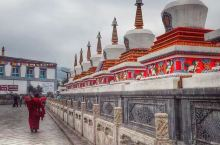 藏传佛教—塔尔寺