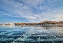 看蓝冰,贝加尔湖冬季游