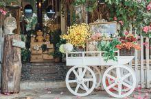 """初见鲜花咖啡店:用鲜花和咖啡筑建的""""爱情驿站"""""""