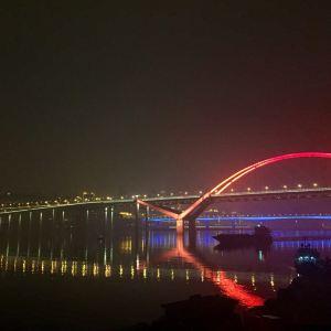 菜园坝长江大桥旅游景点攻略图