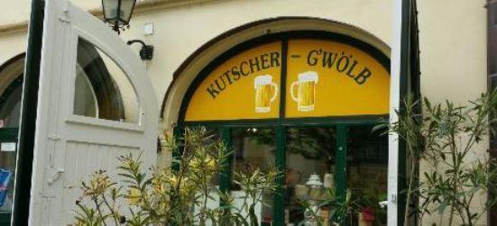 Kutschergwolb Schlossbrau