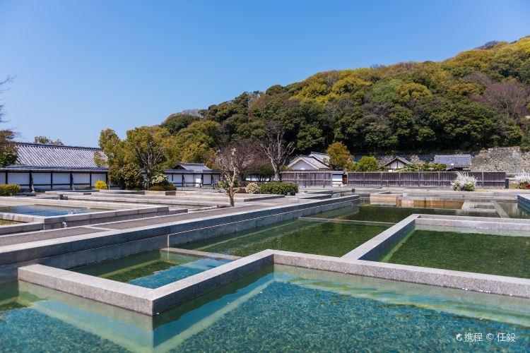 Matsuyama Castle Ninomaru Historical Garden1