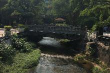 流溪河边上的度假村