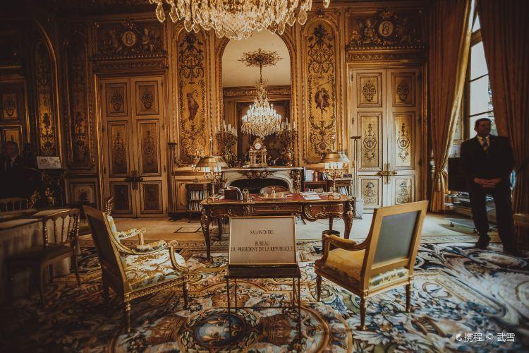 エリゼ宮殿1