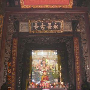永长寺旅游景点攻略图