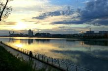 雨季的布尔哈通河