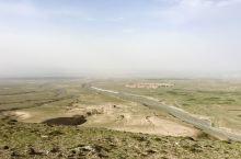 甘肃永泰古城感受戈壁荒漠古堡的荒凉与悲壮