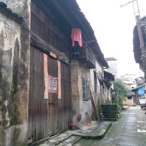 三闾庙古街旅游景点攻略图