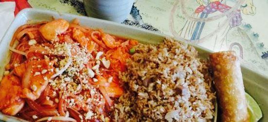 Jackie Chen Asian Dinner